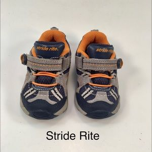 Stride Rite Made 2 Play Infant Trail Sneakers